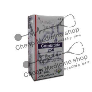 Buy Combitide 50 mcg/250 mcg Inhaler