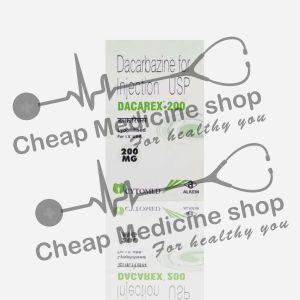 Dacarex 200 Mg Injection