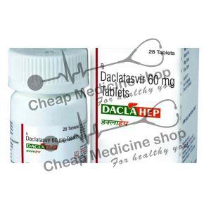 Buy Daclahep 60 Mg Tablet