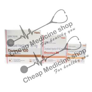 Buy Docetax 120 mg Injection