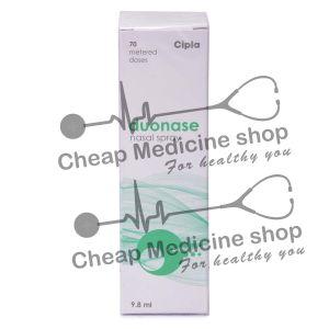 Duonase Nasal Spray 140 Mcg + 50 Mcg, Astelin, Azelastine HCl Fluticasone Propionate BP