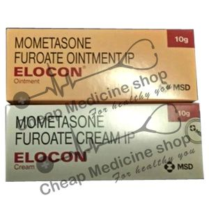 Buy Elocon 0.1% Ointment 10 gm