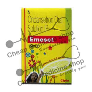 Buy Emeset 2 Mg/5 Ml Syrup Juicy Lemon