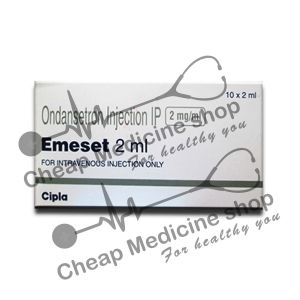 Buy Emeset 8 Mg Injection (Zofran)