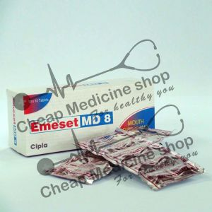 Buy Emeset Odt 4 Mg Tablet