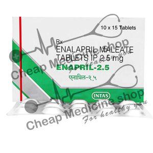 Buy Enapril  2.5 Mg