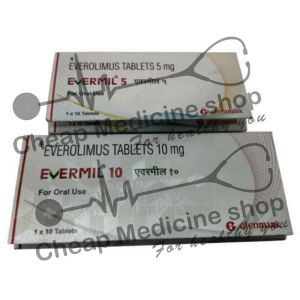 Evelimus 5 Mg Tablet