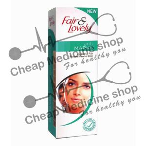 Buy Fair and Lovely Antimarks Fairness Cream 25 gm