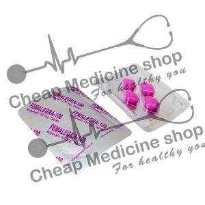 Buy Femalegra 100 Mg (Sildenafil)