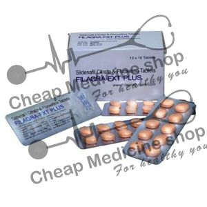 Buy Filagra FXT Plus 100+60 Mg (Sildenafil)