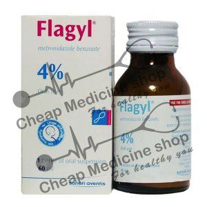 Buy Flagyl 200 Mg Suspension (Flagyl)