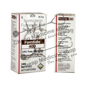 Buy Fomtide 400 CFC Free Inhaler