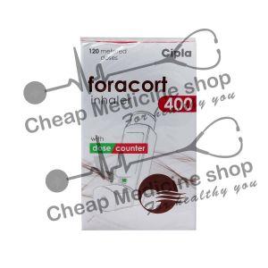 Foracort Inhaler  6/400 Mcg