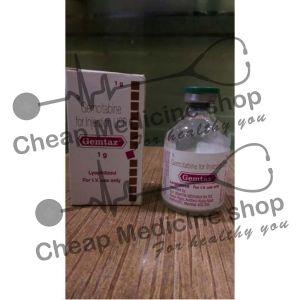 Buy Gemtaz 2 Gm Injection