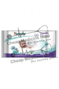 Gentle Baby Wipes 12 pcs. Pack