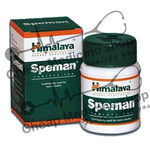 Buy Himalaya Speman Tablet
