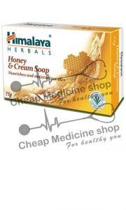 Honey & Cream Soap 75gm