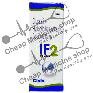 Buy IF 2 5ml Eye Drop