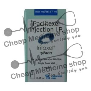 Buy Intaxel 100 Mg/16.67 Ml Injection