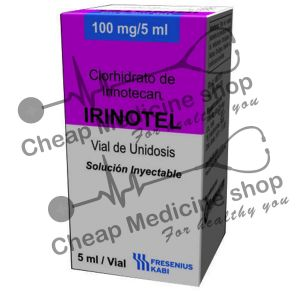 Buy Irinotel 100 Mg/5ml