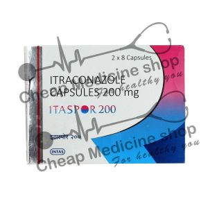 Itaspor  200 Mg