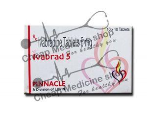 Buy Ivabrand 5 Mg (Ivabradine)