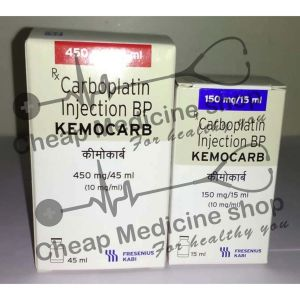 Buy Kemocarb150 Mg Injection