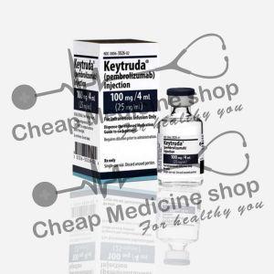 Keytruda 100 Mg/4 ml Injection