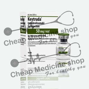 Keytruda 50 Mg Injection