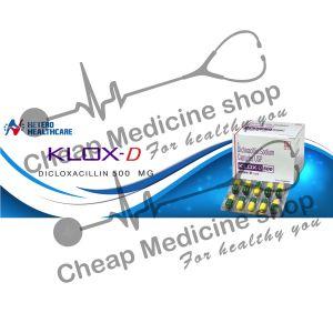 Buy Klox D 500 Mg Dynapen (Dicloxacillin)