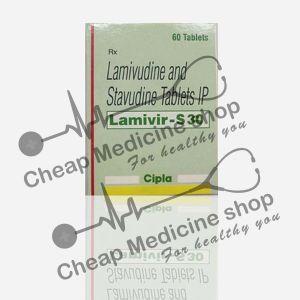 Buy Lamivir S 150 Mg/60 Mg Tablet (Epivir)