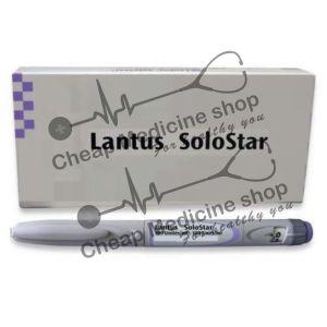 Buy Lantus Cartridge 100 IU 3ml Injection