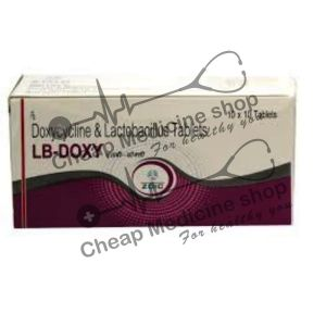 Buy LB Doxy Tablet