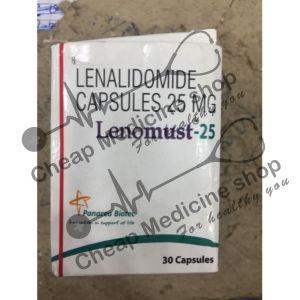 Lenomust 25 Mg Capsule