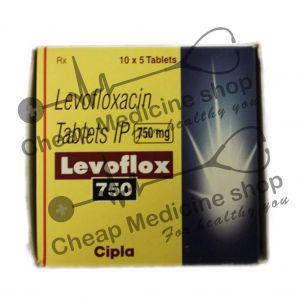 Buy Levoflox 750 Mg