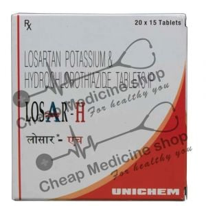Buy Losar-H Tablet