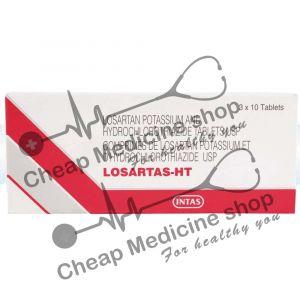 Buy Losartas HT Tablet