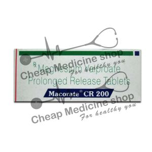Macorate CR 200 Tablet
