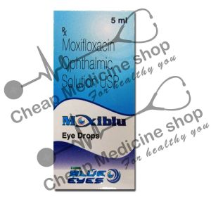 Moxiblu D 5 ml