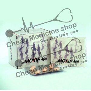 Buy Moxif  400 Mg (Avelox, Moxifloxacin)