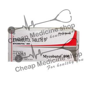 Mycobutol  800 Mg