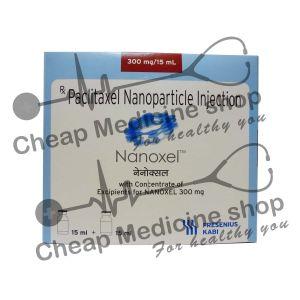 Buy Nanoxel 300 Mg Injection