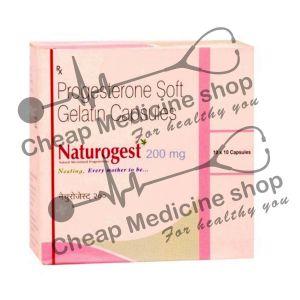 Buy Naturogest  200 Mg (Prometrium)