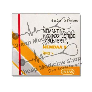 Buy Nemdaa 5 Mg Tablet