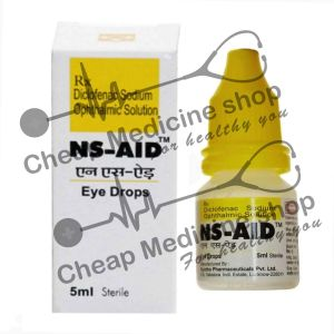 Buy Ns Aid 5 ml Eye drop