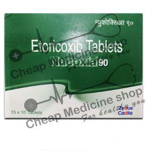 Buy Nucoxia 90 Mg (Etozox)