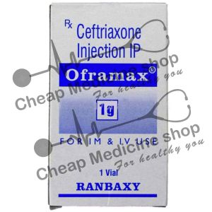 Buy Oframax 1 gm Injection