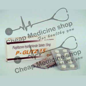 Buy PGlitz 15 Mg (Actos)