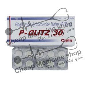 Buy PGlitz 30 Mg (Actos)