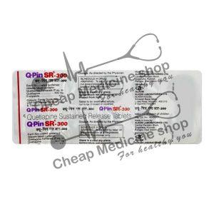 Q-Pin 300 Mg Tablet SR